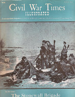 Civil War Times Illustrated Vol. 2 No. 8 Magazine