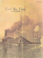 Civil War Times Illustrated Vol. XI No. 6 Magazine