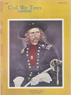Civil War Times Illustrated Vol. XIII No. 8 Magazine