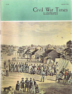 Civil War Times Illustrated Vol. XIV No. 6 Magazine