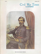 Civil War Times Illustrated Vol. XVII No. 10 Magazine