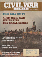 Civil War Times Illustrated Vol. XXIX No. 4 Magazine