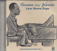 "Clarence ""Jelly"" Johnson CD"