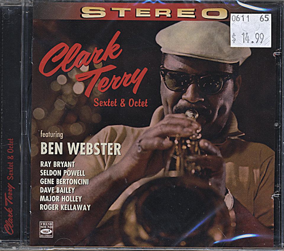 Clark Terry Sextet & Octet CD