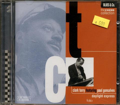 Clark Terry CD