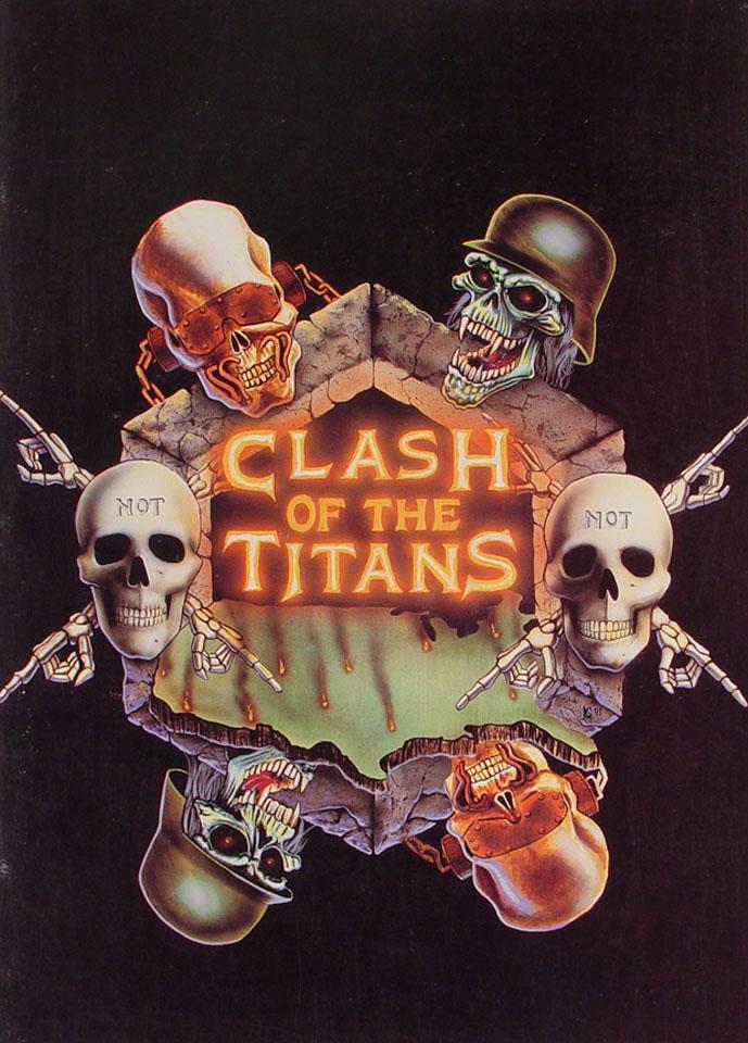Clash Of The Titans Program
