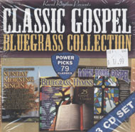 Classic Gospel Bluegrass Collection CD