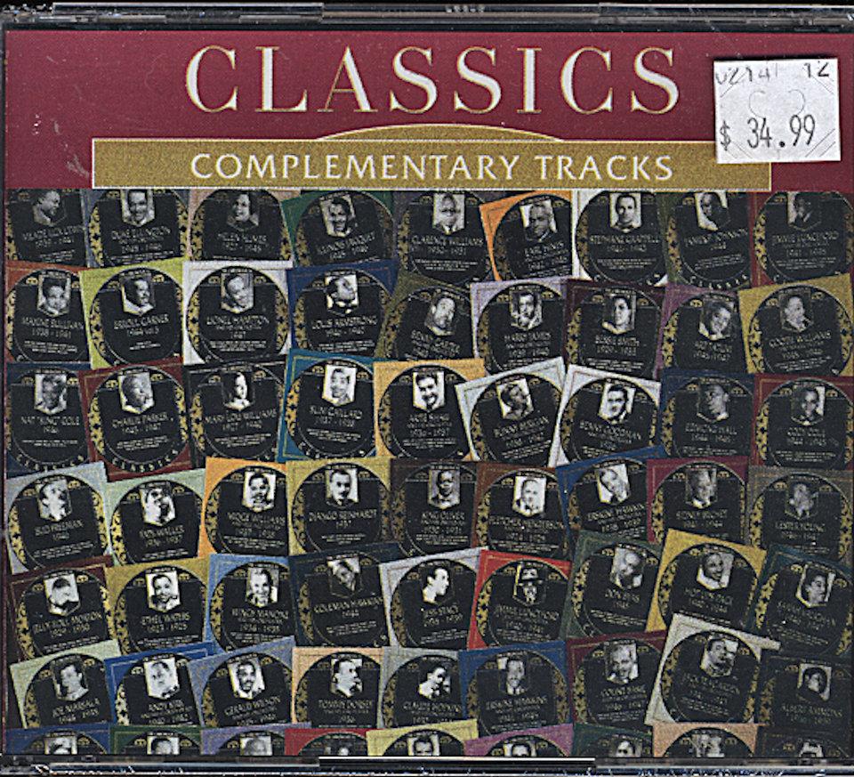 Classics: Complementary Tracks CD