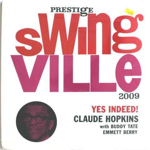 "Claude Hopkins Vinyl 12"" (New)"