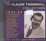 Claude Thornhill CD