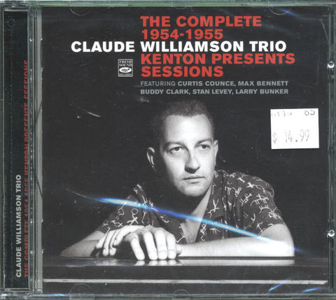 Claude Williamson Trio CD