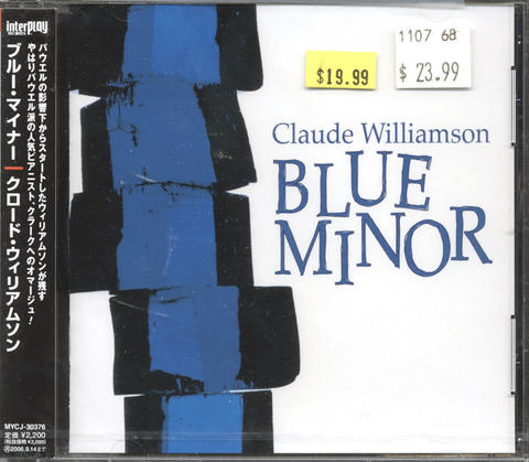 Claude Williamson CD