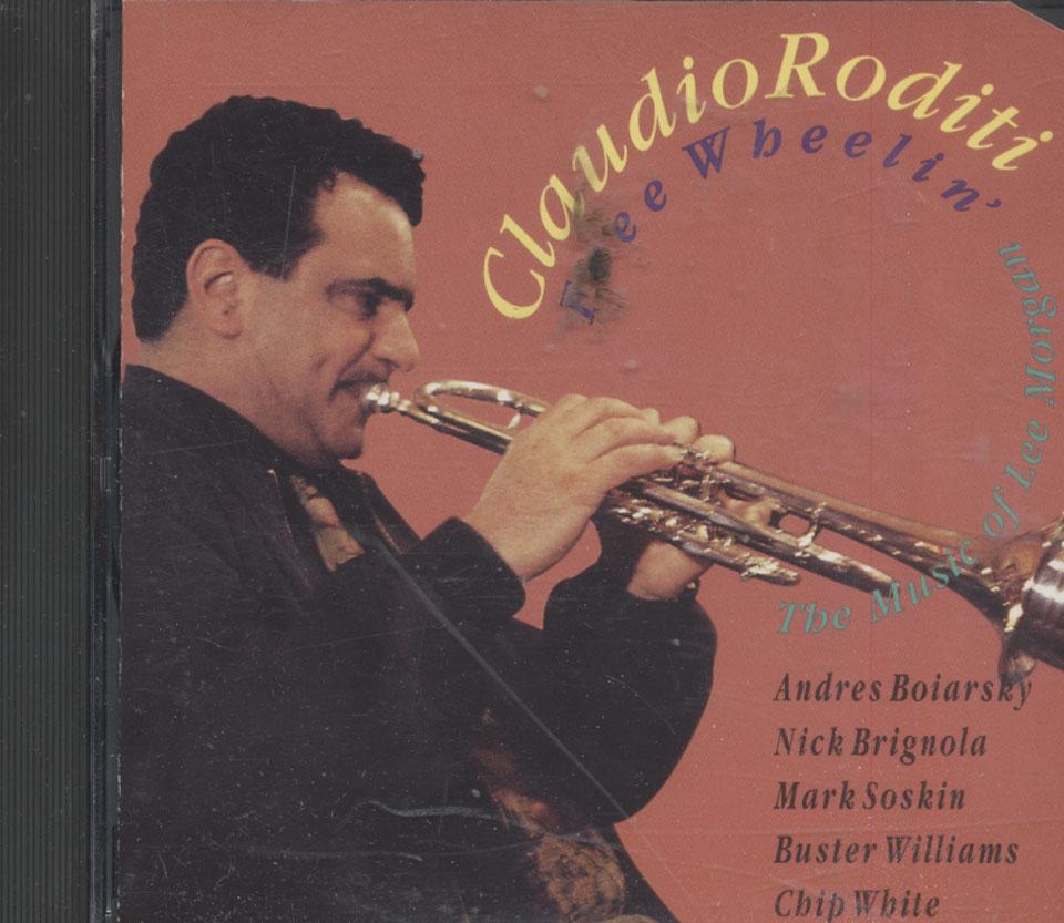 Claudio Roditi CD