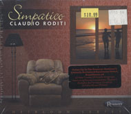 Claudio Roditi CD