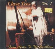 Clave Tres CD