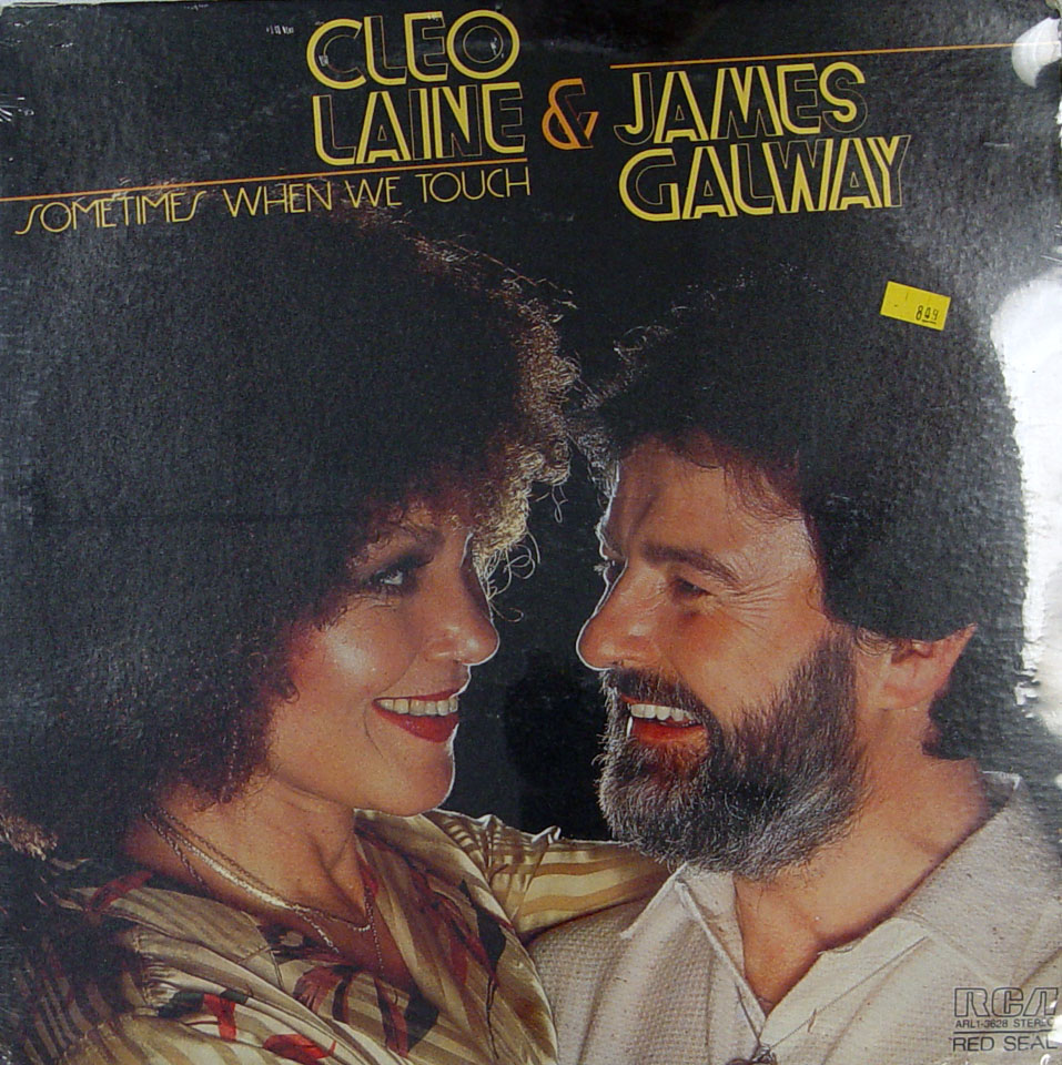 "Cleo Laine & James Galway Vinyl 12"" (New)"