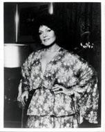 Cleo Laine Promo Print