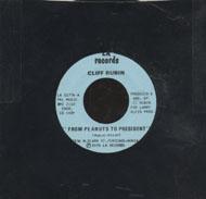"Cliff Rubin Vinyl 7"" (Used)"
