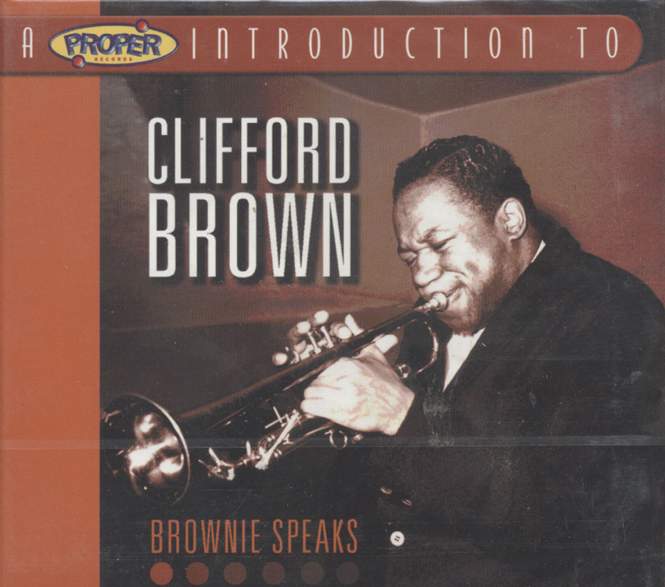 Clifford Brown CD