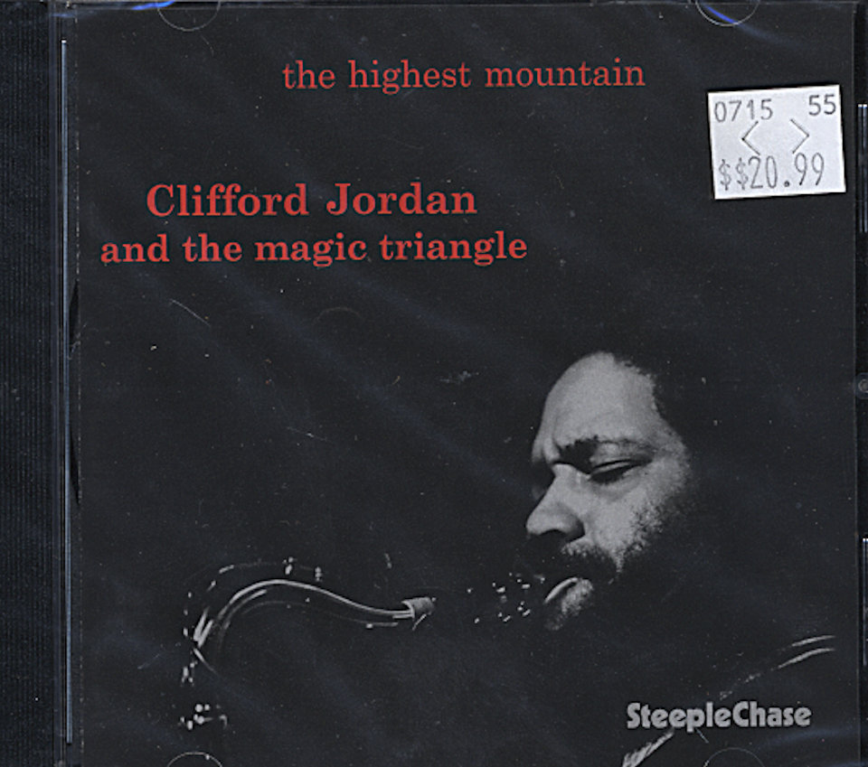 Clifford Jordan And The Magic Triangle CD