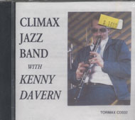 Climax Jazz Band / Kenny Davern CD
