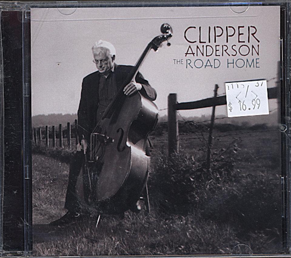 Clipper Anderson CD