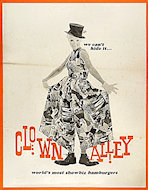 Clown Alley Poster