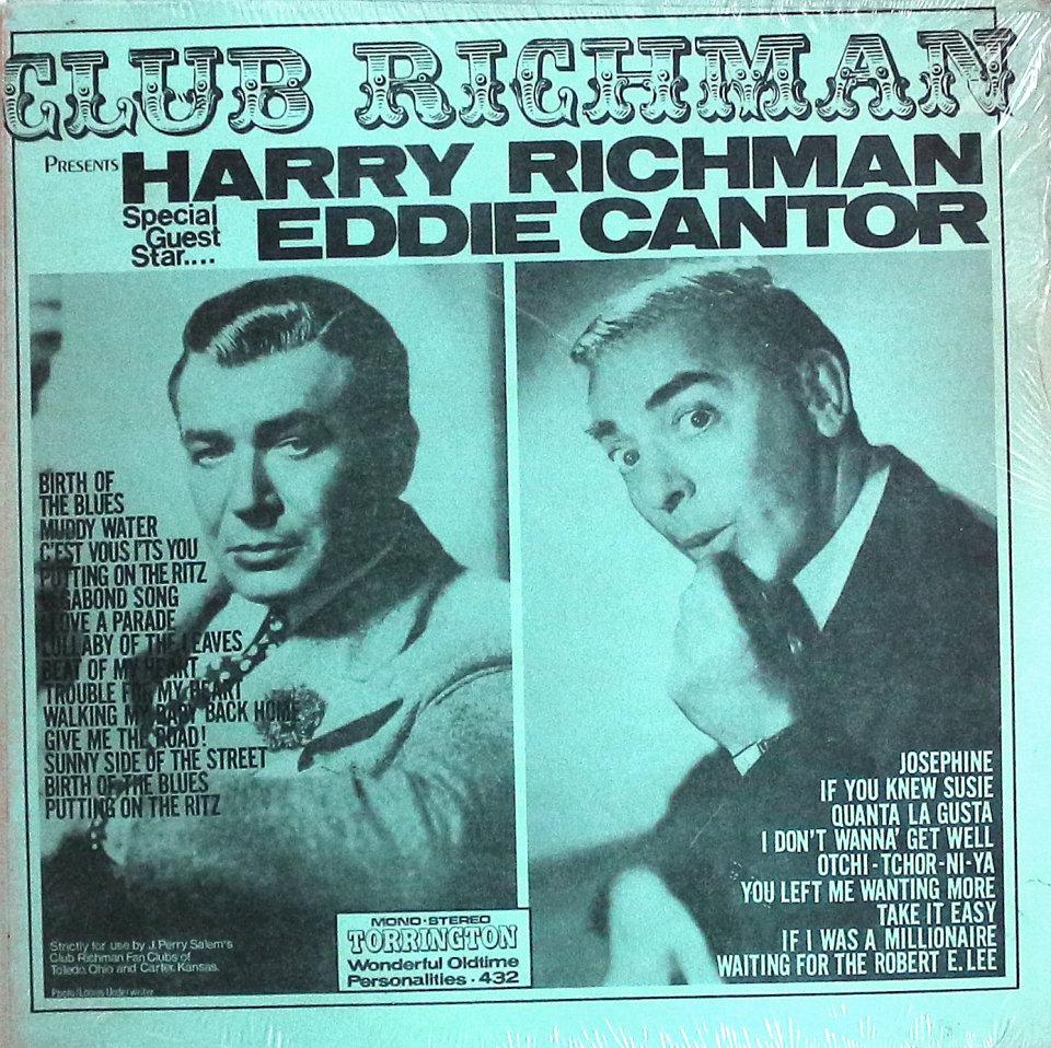 "Club Richman Vinyl 12"" (New)"