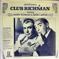 "Club Richman Vinyl 12"" (Used)"
