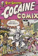 Cocaine Comix #1 Comic Book