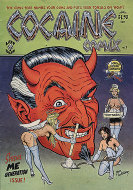Cocaine Comix #3 Comic Book