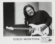 Coco Montoya Promo Print
