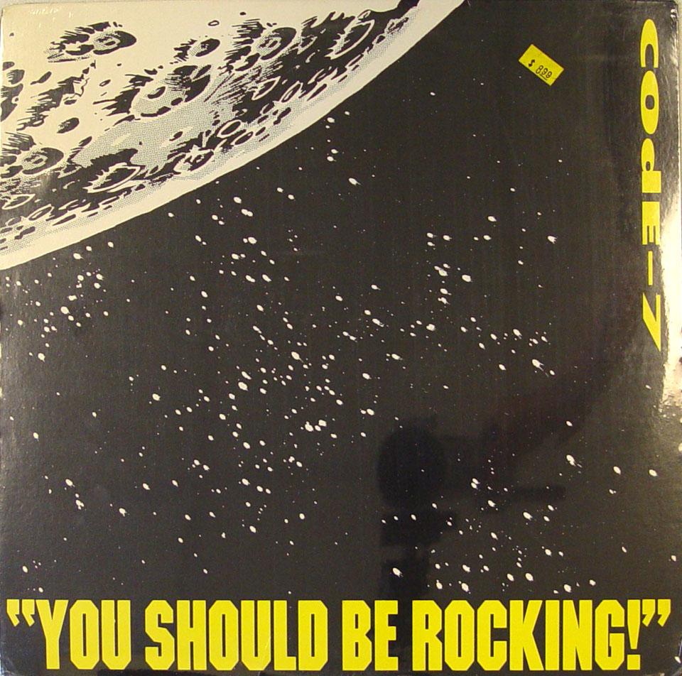 "Code-7 Vinyl 12"" (New)"