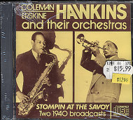 Coleman / Erskine Hawkins and Their Orchestras CD