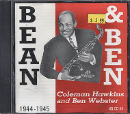 Coleman Hawkins & Ben Webster CD