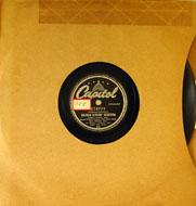 Coleman Hawkin's Orchestra 78