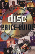 Collectible Compact Disc Price Guide Book