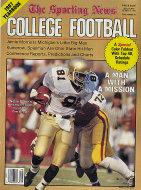 College Football 1987 Yearbook Magazine