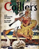 Collier's Vol. 107 No. 8 Magazine