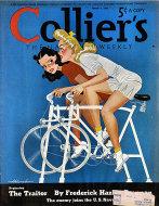 Collier's Vol. 107 No. 9 Magazine