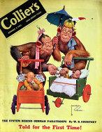Collier's Vol. 108 No. 6 Magazine
