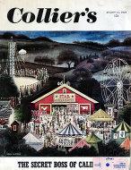 Collier's Vol. 124 No. 7 Magazine