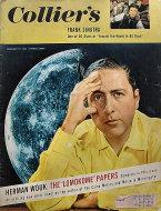 Collier's Vol. 137 No. 4 Magazine