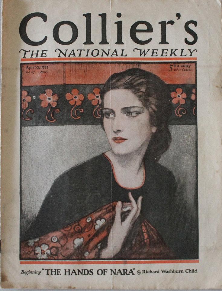 Collier's Vol. 67 No. 15