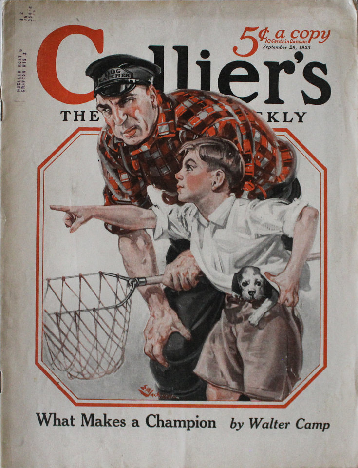 Collier's Vol. 72 No. 13