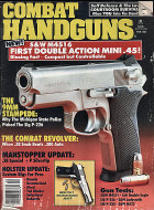 Combat Handguns Vol. 11 No. 1 Magazine