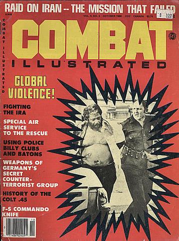 Combat Illustrated Vol. 5 No. 3 Magazine