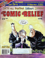 Comic Relief Vol. 10 No. 101 Comic Book