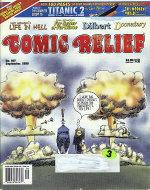 Comic Relief Vol. 10 No. 107 Comic Book