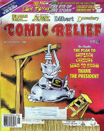 Comic Relief Vol. 11 No. 112 Comic Book